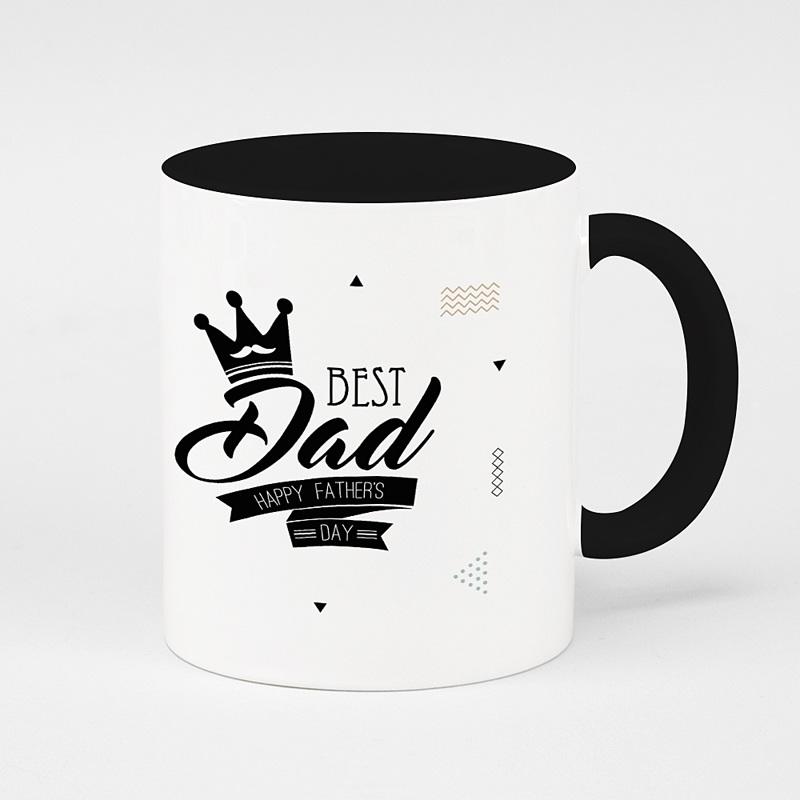 Mug personnalisé fête des pères Best Daddy