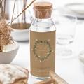 Etiquette bouteille mariage Sous la tonnelle gratuit