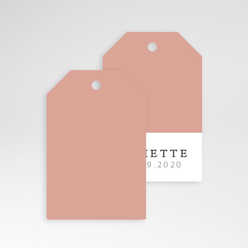 Etiquette Cadeau Naissance Pretty Pink pas cher