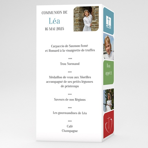 Menu de Communion - Menu Divin 6507 thumb