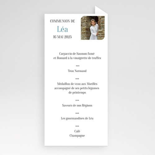 Menu de Communion - Menu Divin 6508 thumb