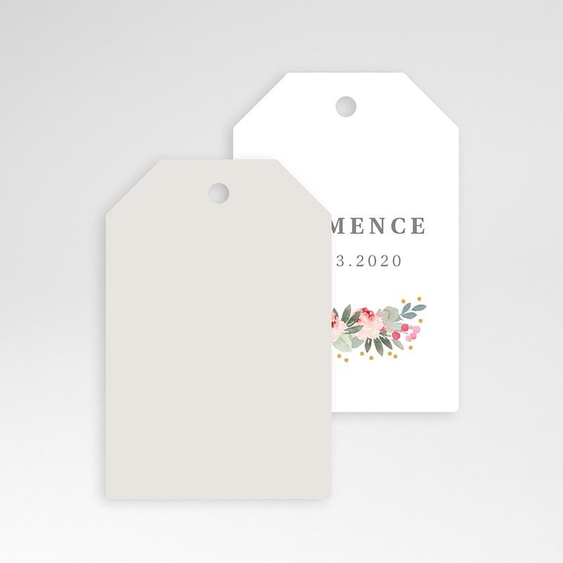 Etiquette Cadeau Naissance Lili-Rose pas cher