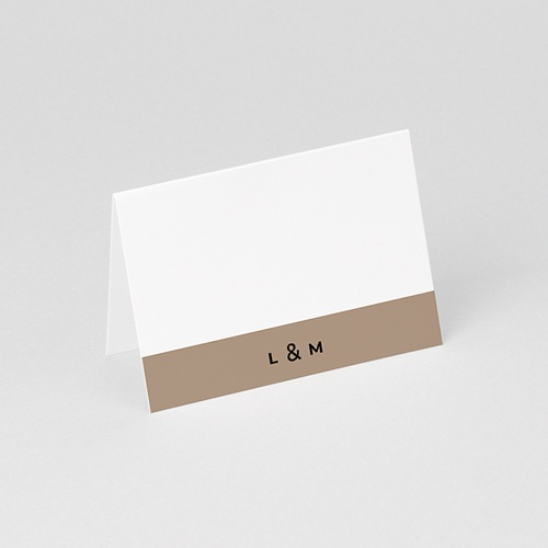 Marque Place Mariage - Cappuccino 65701 thumb