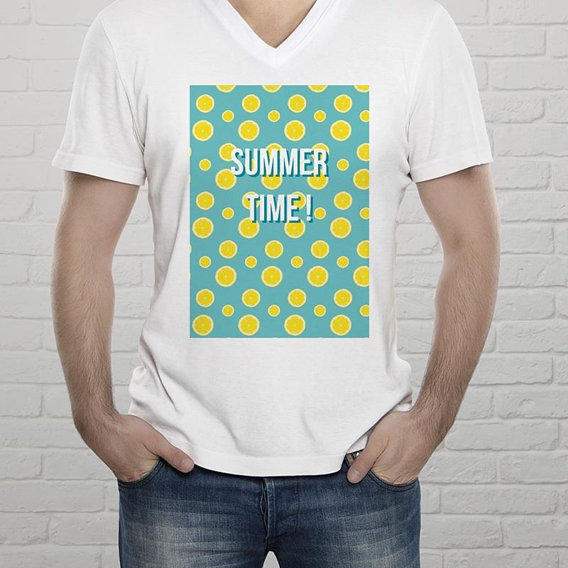 Tee-shirt homme Tutti Frutti gratuit