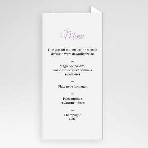 Menu Mariage Personnalisé Repas gourmand pas cher
