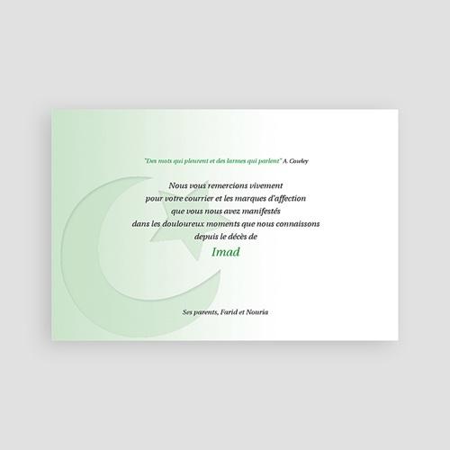 Remerciements Décès Musulman - Shâhâda - 2 65880 thumb