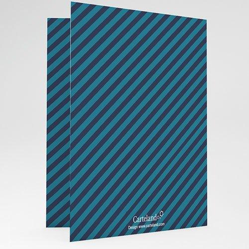 Carte de Voeux 2019 - Bleu et Photo 65958 thumb