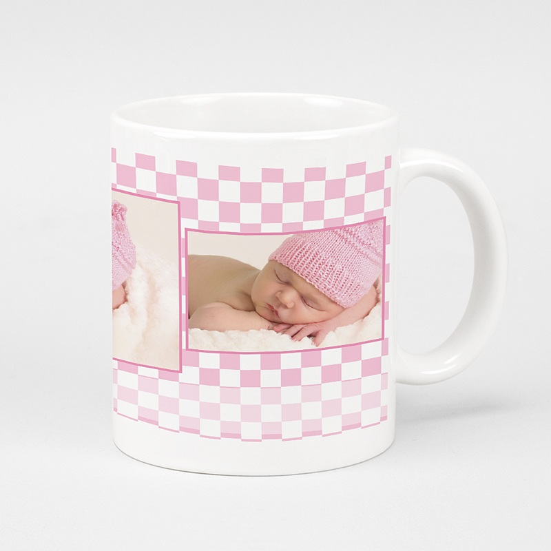 Mug Personnalisé Photo Nectar du Bonheur