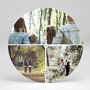Horloge avec photo - Un de ces quatre ... - 2