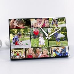 Horloge avec photo - Florilège de nos meilleurs moments - 2