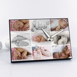 Horloge avec photo - Petits bouts - 2