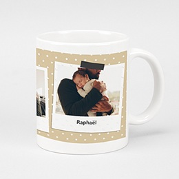 Mug Personnalisé - Polaroïd - 2