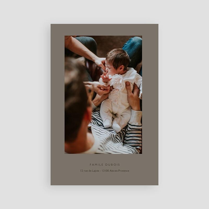 Faire-part naissance fille Petit Amour Or pas cher