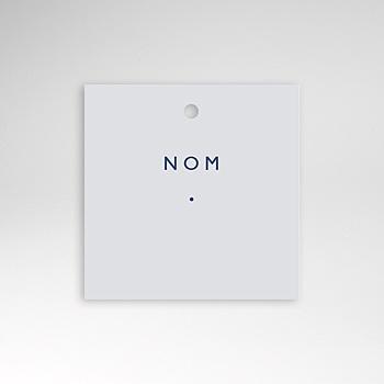 Achat marque place mariage modern minimalist