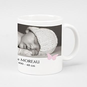 Mug 3 belles photos personnalisable