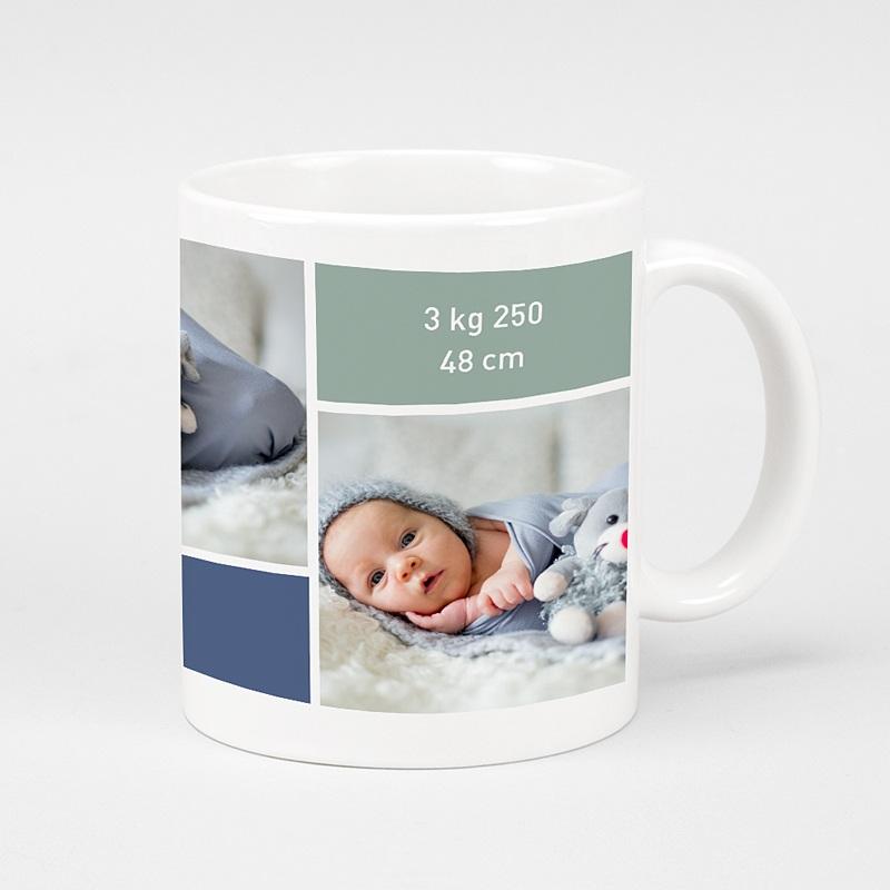 Mug Personnalisé Photo Bonheur instantané