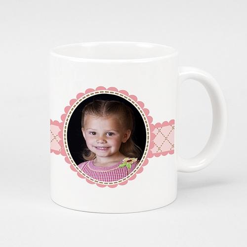 Mug Personnalisé - Toast de Baptême - Fille 6682