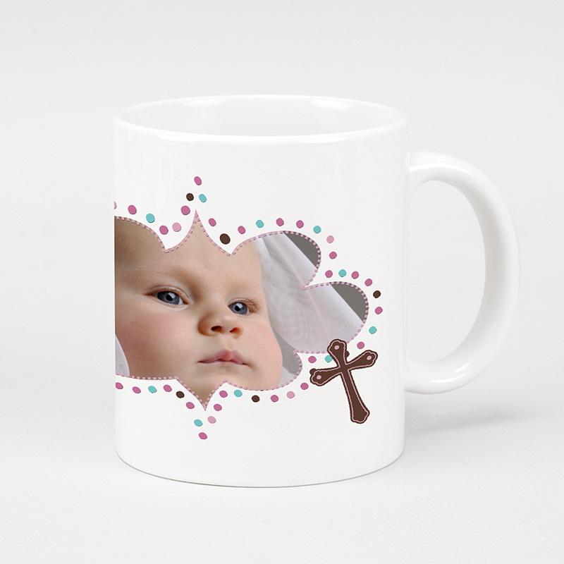 Mug Personnalisé Photo Mission