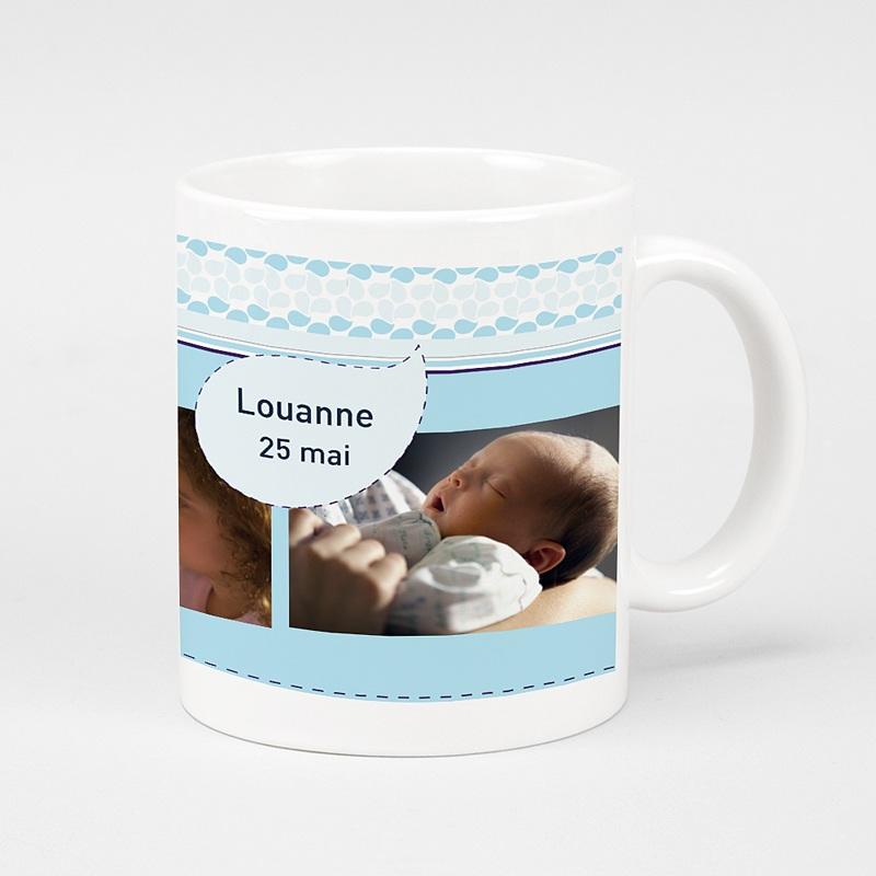 Mug Personnalisé - Baptême multi-photos 6694 thumb