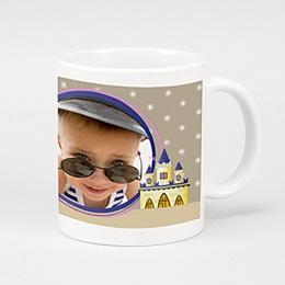 Mug Anniversaire enfant Oh mon château