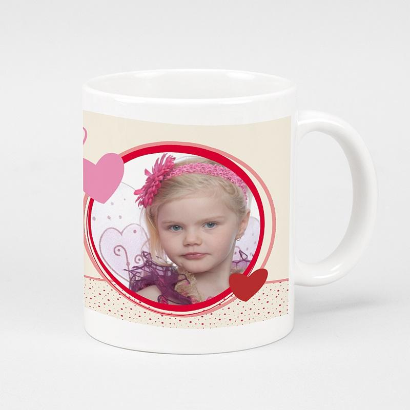 Mug Personnalisé Photo Chopine