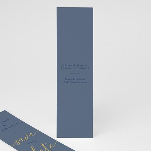Save The Date Mariage Modern minimalist pas cher
