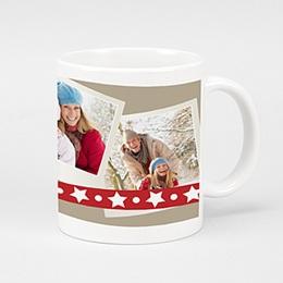 Mug Noël Félicitations pêle-mêle