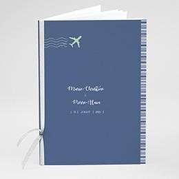 Livret messe mariage Blue Wedding