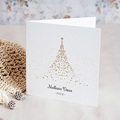 Carte de Voeux Entreprise Golden Tree