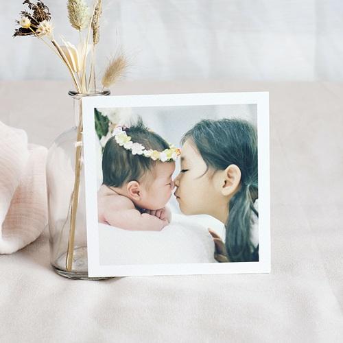 Carte Remerciement Naissance Fille Baby Girl pas cher