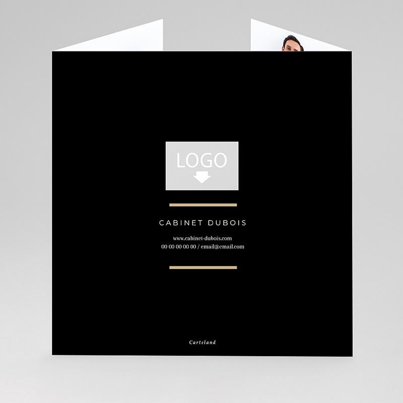 Carte de Voeux Professionnelle - Guirlandes Lumineuses 68142 thumb