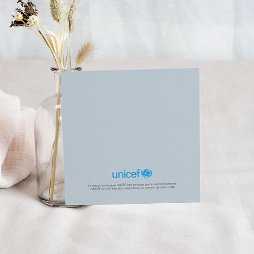 Carte Remerciement Naissance UNICEF Honeycrisp pas cher