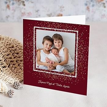 Carte de Voeux 2019 - Noël Pétillant - 0