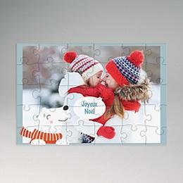 Puzzle Cadeaux Puzzle photo rectangulaire -30 pièces