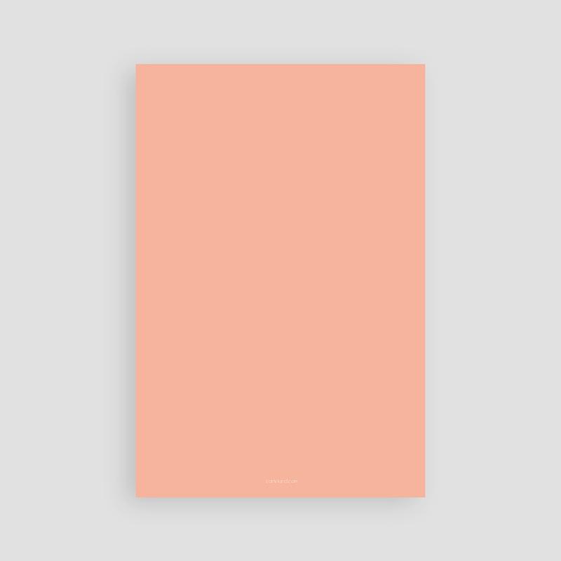 Carte Remerciement Naissance Fille Voie Lactée Rosée pas cher
