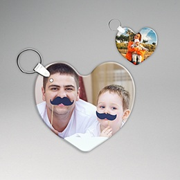 Porte-clés Coeur - 2