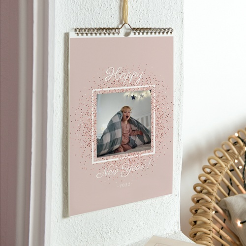 Calendrier Photo 2019 - Light Confetti 68925 thumb