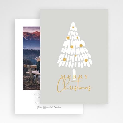 Carte de Voeux 2019 - Sapin Blanc 68940 thumb