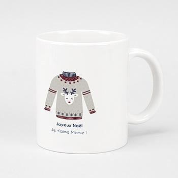 Mug noël - Pull de Noel - 0