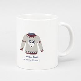 Mug Noël Pull de Noel