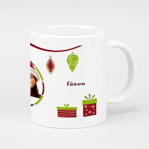 Mug Personnalisé - Toast de Noël 6914