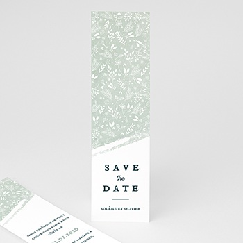 Save-The-Date - Moisson de printemps - 0