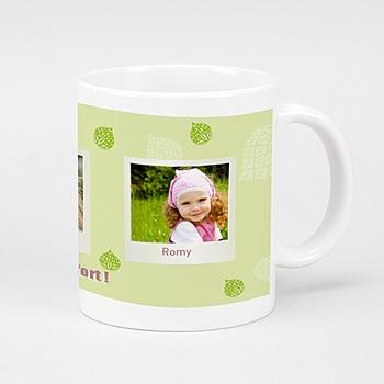 Mug Personnalisé - Gouttes de fraîcheur - 2