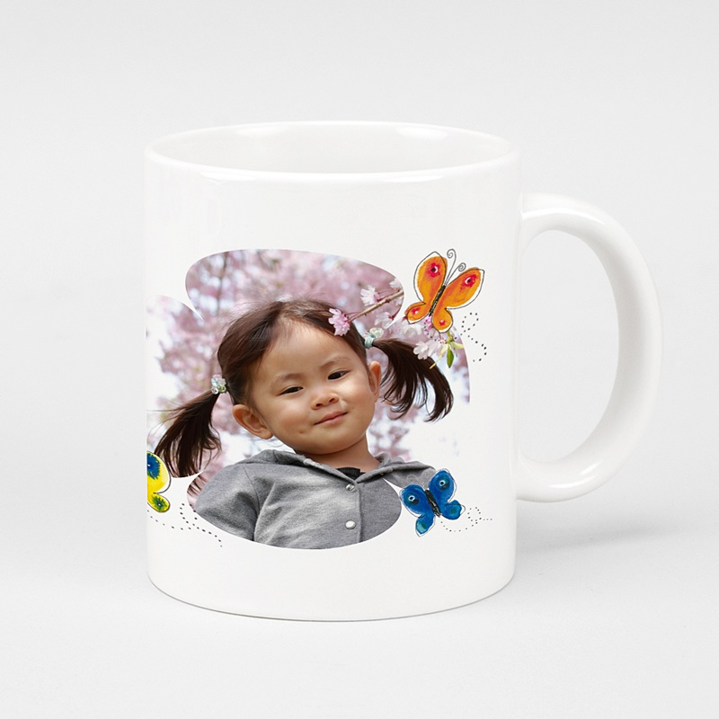 Mug Personnalisé - L'effet papillon 6946 thumb