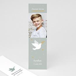 Marque page communion Messager de Paix