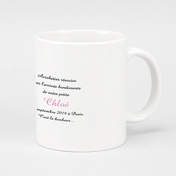 Mug le mug photo personnalisé pas cher