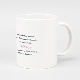 Mug Le Mug photo personnalisé