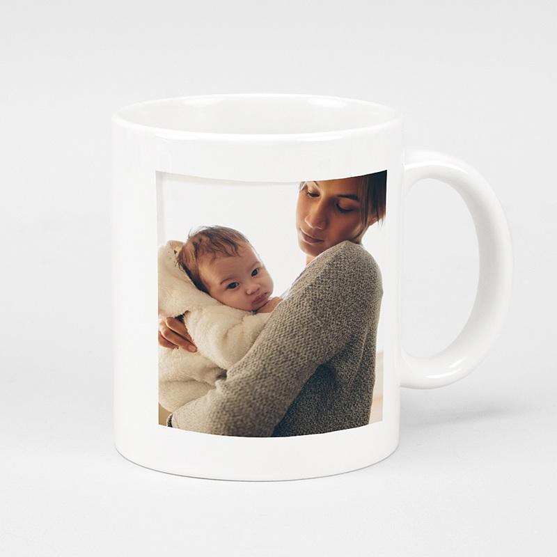 Mug Personnalisé Fête des Mères Cadeau avec photo personnalisé maman