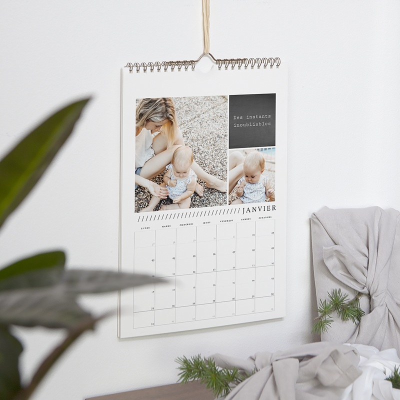 Calendrier Photo 2019 - Trio Photo 69824 thumb
