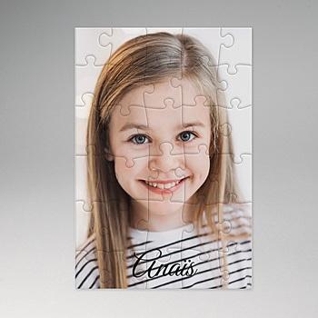 Puzzle personnalisé - Ma création photo - 2